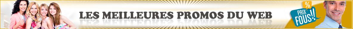 Banniere site promo