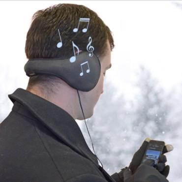 Cache-oreilles avec Ecouteurs