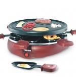 Raclette Gourmet 6 Coupelles | Tristar RA2991