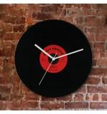 Horloge Murale Disco Vintage