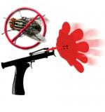 Pistolet Tapette