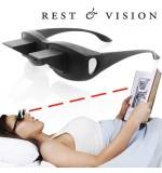 Lunettes Prisme Vision Horizontale Rest & Vision