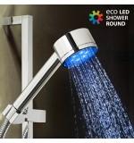 Douche avec Lumière Eco Led Shower Round