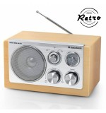Radio Rétro Audiosonic RD1540