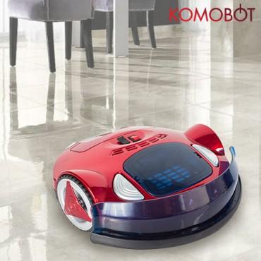Robot-Aspirateur Intelligent KomoBot