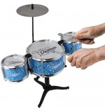 Mini Batterie Desktop Drumkit Rock N' Roll
