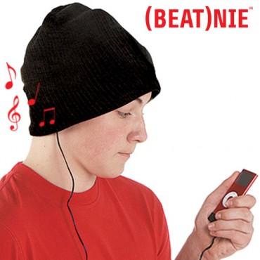 Bonnet avec Écouteurs et Microphone (BEAT)NIE