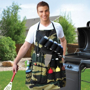 Tablier Barbecue