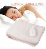 Couverture Chauffante Electrical Heating Blanket 150 x 80 cm